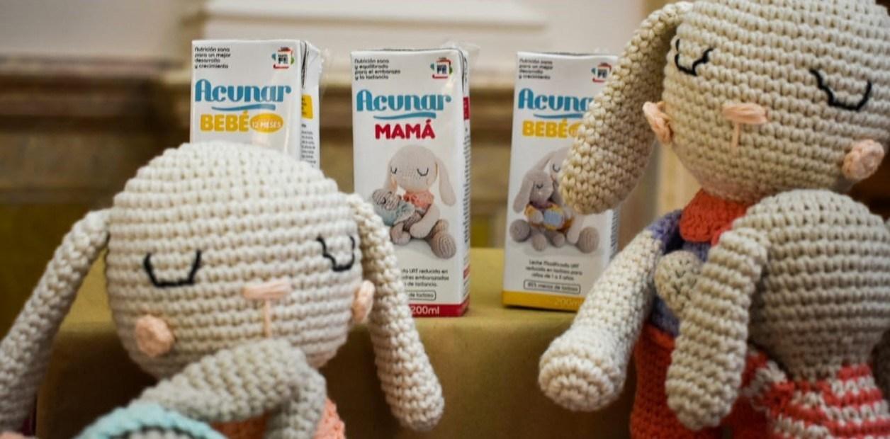 ACUNAR, un alimento de alto valor nutricional al para bebes y niños