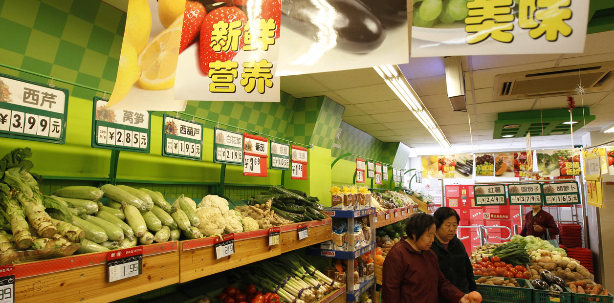 La demanda de la clase media china define el pulso del mercado global de alimentos
