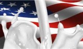 El volumen de productos lácteos de EE. UU. a China ha caído un 43%