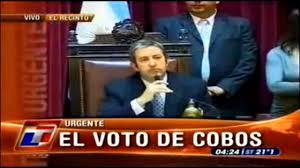 A 11 años del «voto no positivo» en el Senado contra la 125
