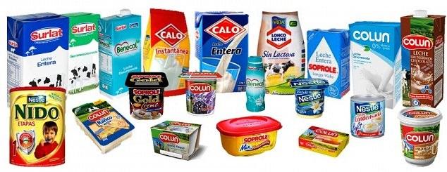 Legisladores chilenos aprobaron proyecto para regular etiquetado de la leche