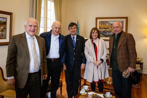 Lavagna en Palermo 2019: «el conjunto de impuestos hay que bajarlos»