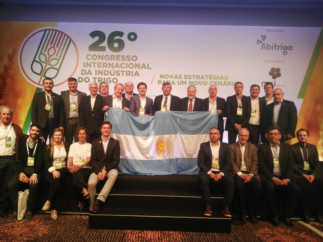 Argentina podría vender a Brasil hasta 5,5 M/tn de trigo en 2020