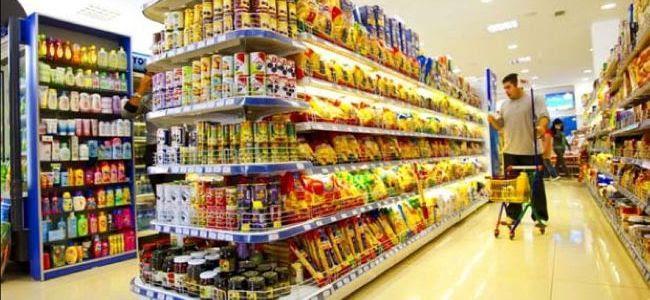 A precios constantes, la venta de lácteos cayeron un 1,3% interanual en octubre