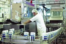 La producción industrial de lácteos experimentó en julio '20 un crecimiento del 0,8% interanual