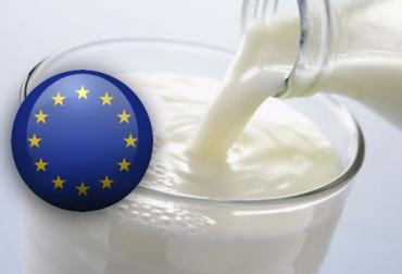 En septiembre, el precio de la leche cruda fue de € 0,336 en Unión Europea