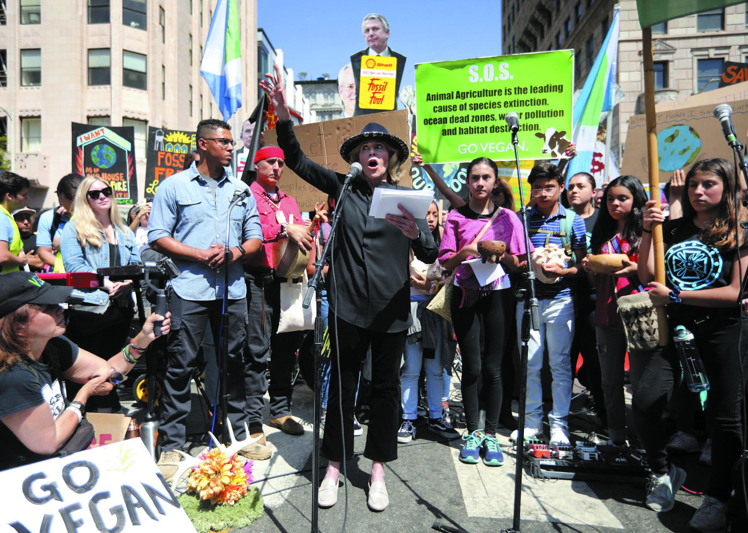 Cumbre Mundial en Estambul: La leche contrataca