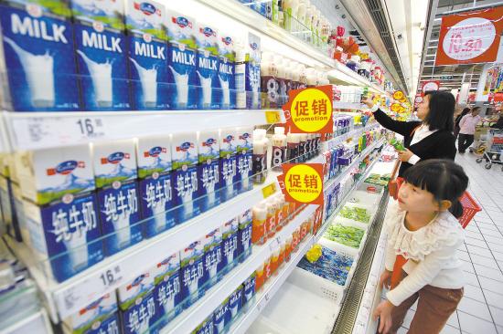 En China, se insta al consumo de leche y lácteos para beneficiar la salud