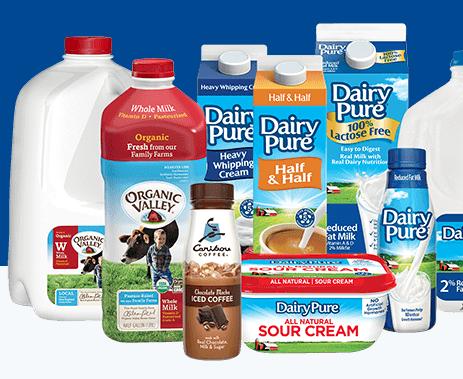 Dean Foods, el mayor productor de leche de Estados Unidos en quiebra