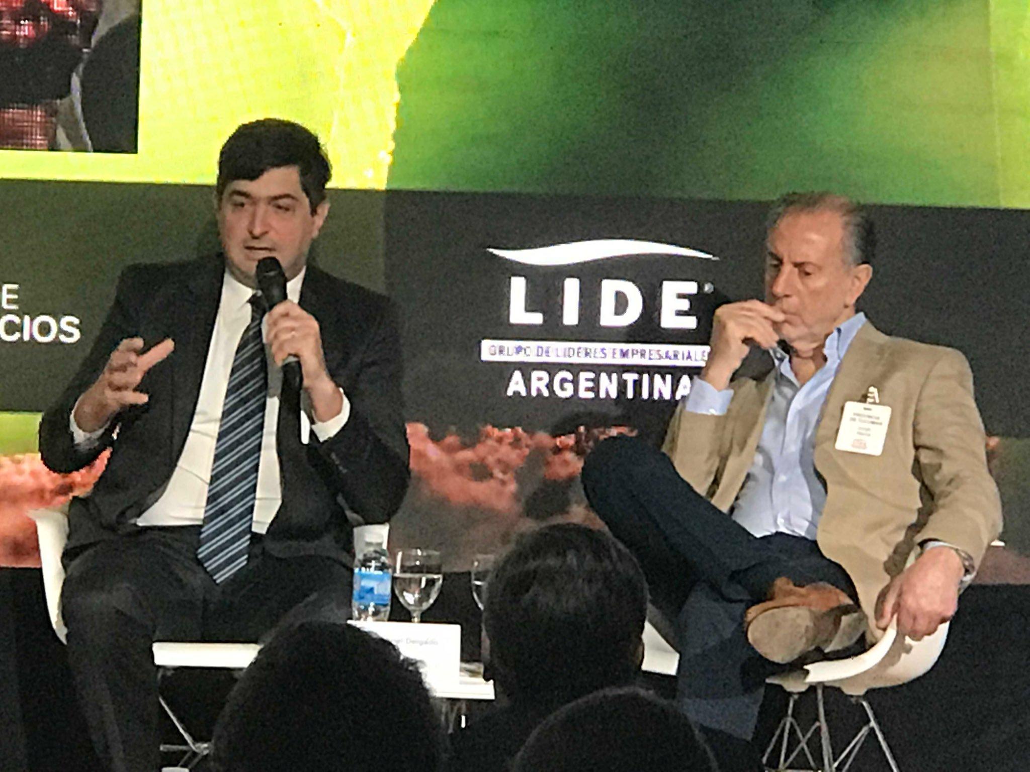 Delgado y Neme destacaron la necesidad de obtener dólares a través de la exportación