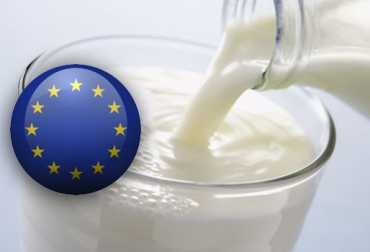 El precio de la leche en polvo en Europa a u$s 3.460 por tonelada