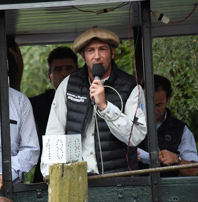 «Hay una sensación de suba» en el precio del Gordo para fin de año, aseguró Carlos Colombo (h)