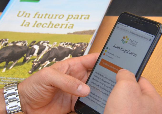 Nueva herramienta de CREA para implementar en la empresa lechera
