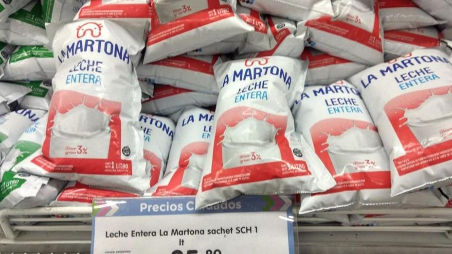 Continua «Precios Cuidados» hasta Reyes: no se ajusta el valor de la leche