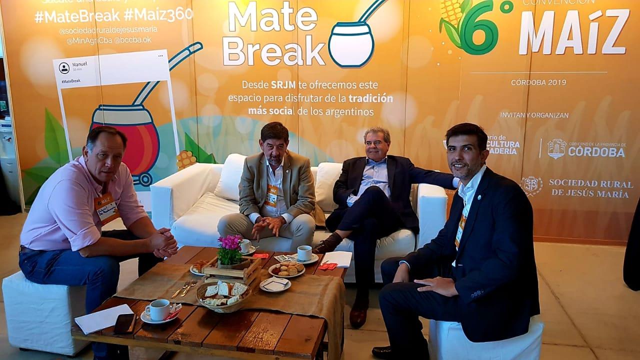 Sexta Convención Maíz en Córdoba: apostar a la sustentabilidad y al agregado de valor