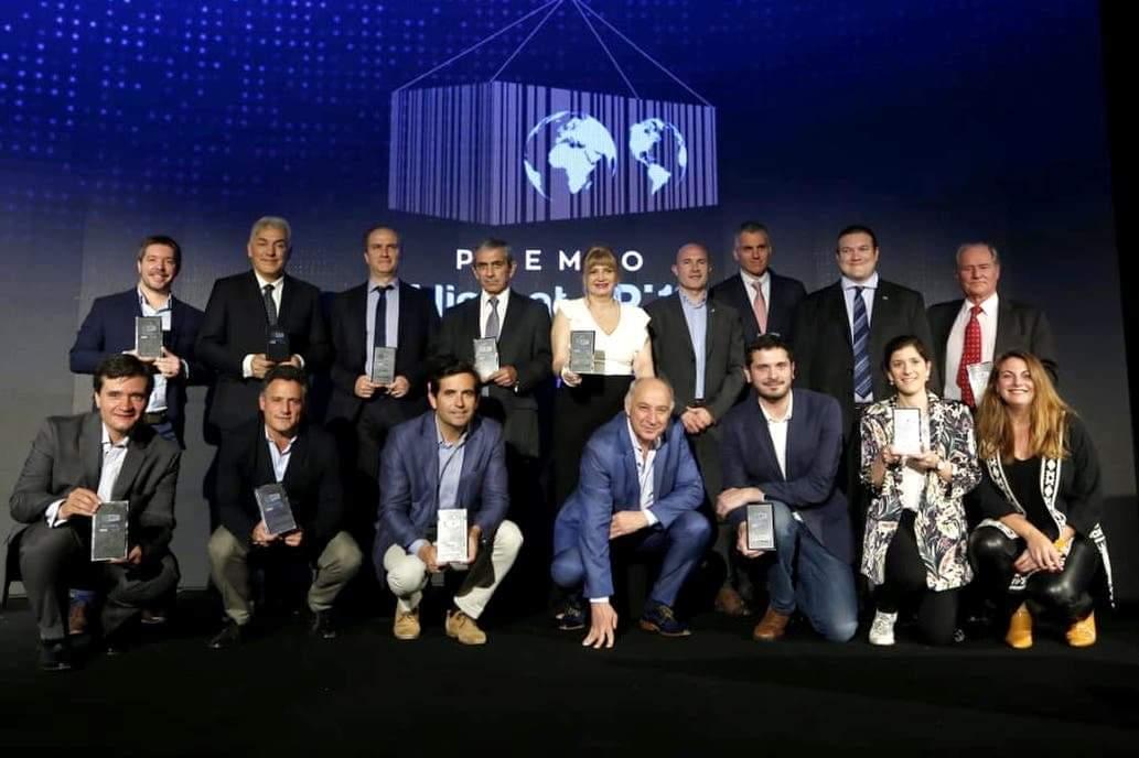 Vacalín, Tregar y Lactear recibieron premio AlimentAr por performance exportadora