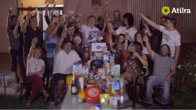 ATILRA refrenda en Navidad el mensaje oficial de «solidaridad» propuesto por la Casa Rosada