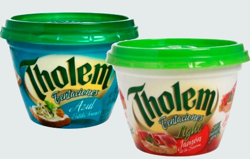 SanCor evalúa vender su marca de quesos untables Tholem