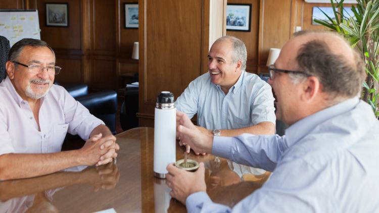 Carlos Paz y Carlos Milicevic conducirán el SENASA