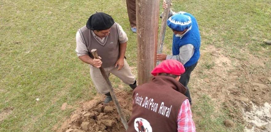 Peones rurales reciben aumento del 20,15% desde febrero tras acuerdo UATRE-CNTA