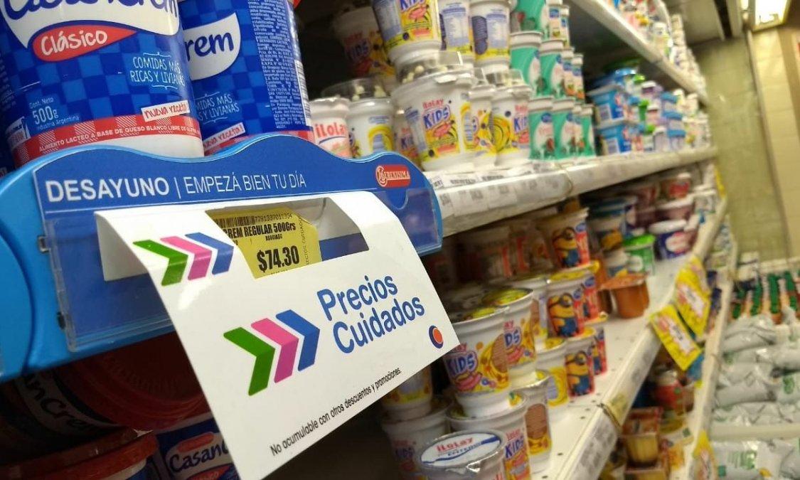 Santa Fe busca ampliar lista de Precio Cuidados e incluir más lácteos santafesinos