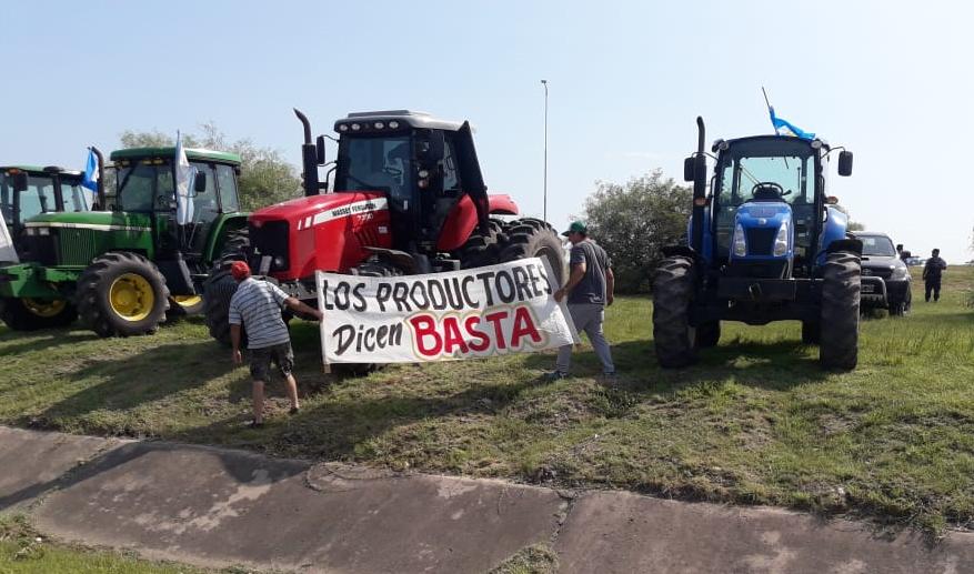 La Federación Agraria de Córdoba vuelve a protestar en febrero