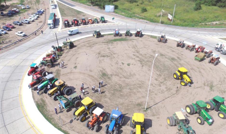 Productores siguen en alerta y prometen movilizarse en Pergamino