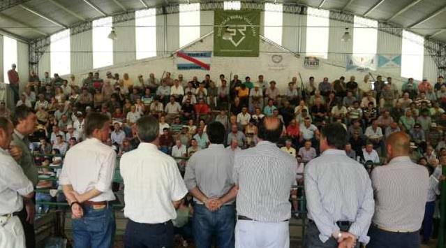 Con asambleas en Villaguay y Armstrong, el campo se mantiene en «alerta»