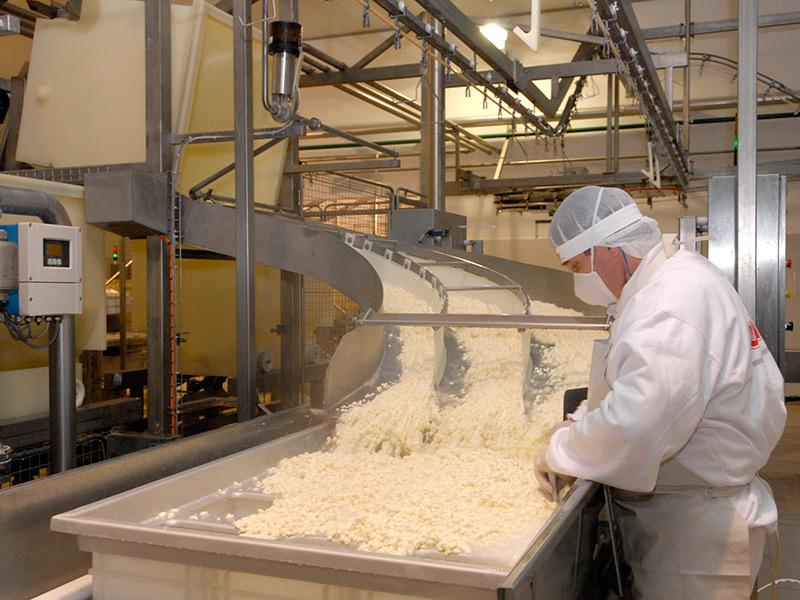 En el 2019, la producción de lácteos cayó 7,5%: se derrumbó un 30%, en Chocolatadas, Potres y Flanes
