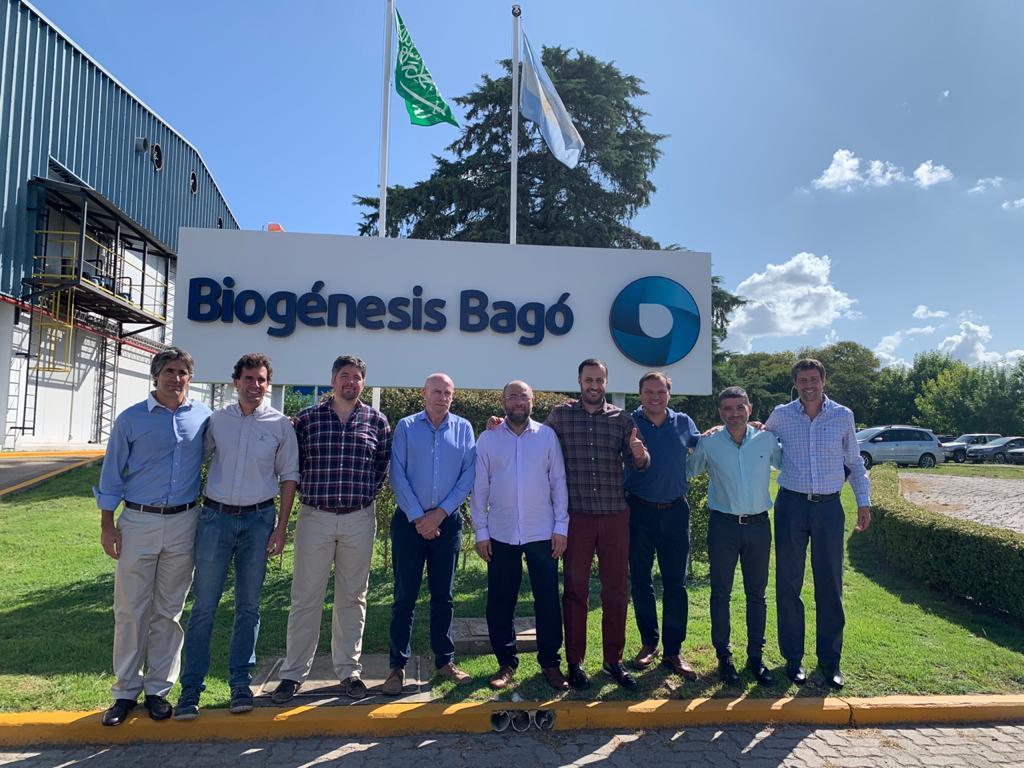 Arabia Saudita interesada en adquirir biotecnología argentina