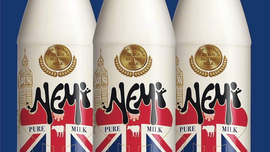 En el Reino Unidos, se toma la mitad de la leche que en 1970