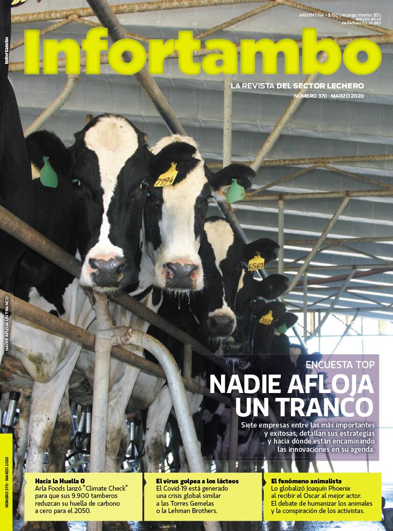 Te acercamos la «Revista Infortambo Nro. 370» vía ONLINE