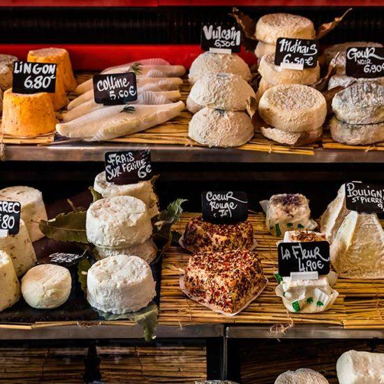Mayor competencia en el mercado mundial del queso