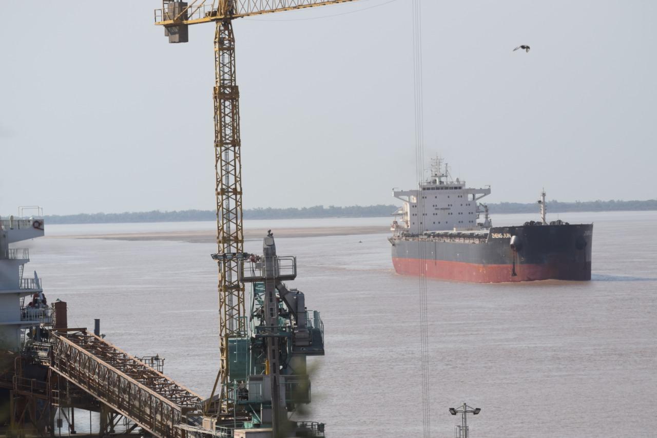 La bajante del Río Paraná tendrá un costo para los exportadores de granos de u$s 244 M