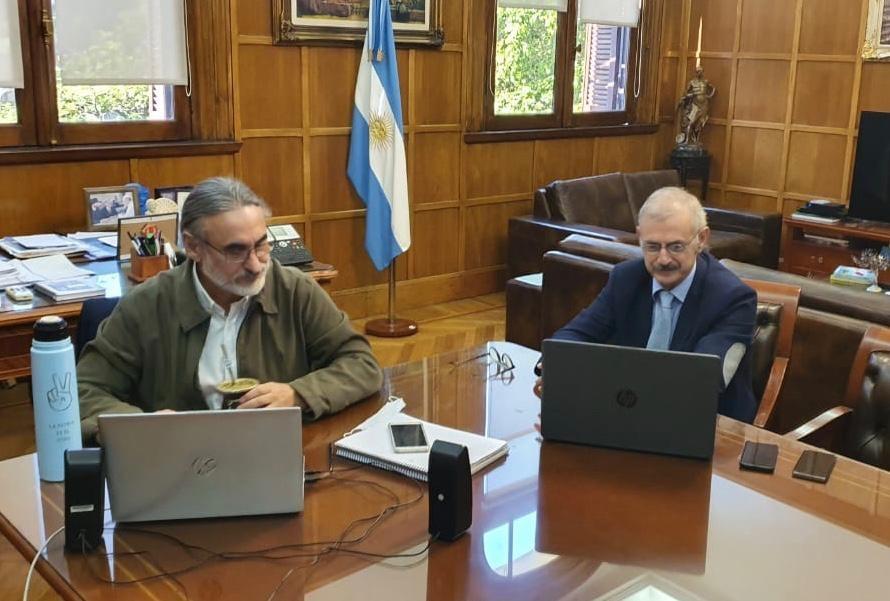 Segunda reunión virtual entre Basterra y la Mesa de Enlace, que reclamó por el dólar y el financiamiento