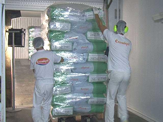 CAS acordó un protocolo sanitario para transportar alimentos vía terrestre