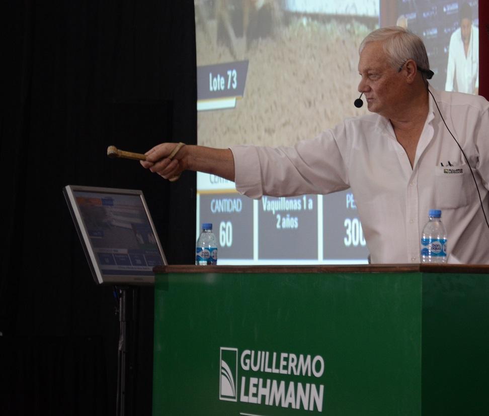 'La Lehmann' realizará el viernes 22, a las 14, el segundo remate online de holandos y jersey