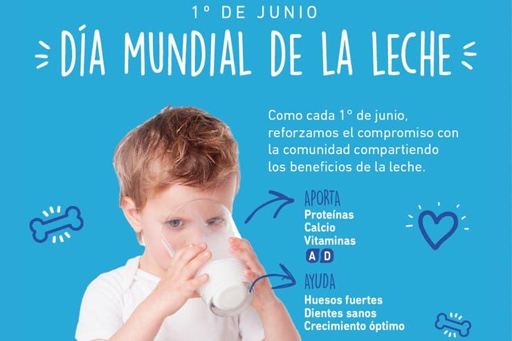 La Serenisima dona leche para comedores sociales en junio '20