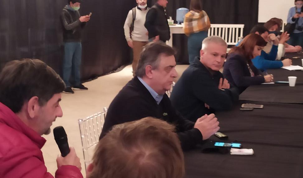 Mesa de Enlace de Córdoba se reunió con legisladores por Vicentin