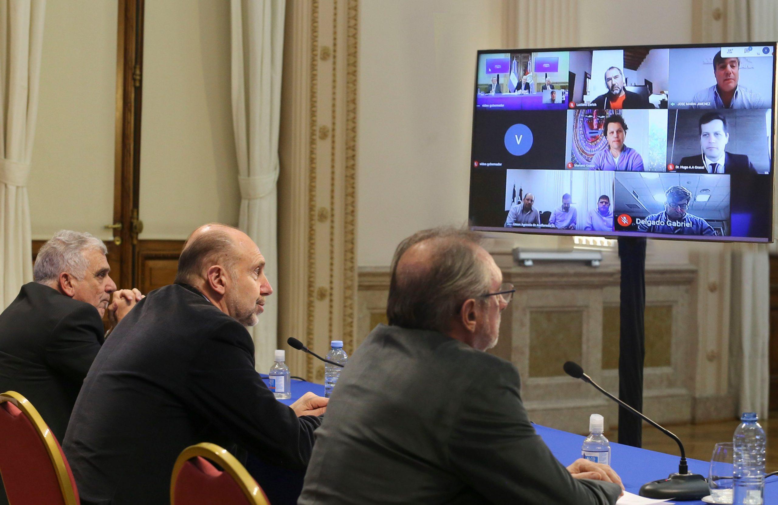El juez Lorenzini abre solo proceso de «incidente» tras pedido de Perotti de intervenir Vicentin