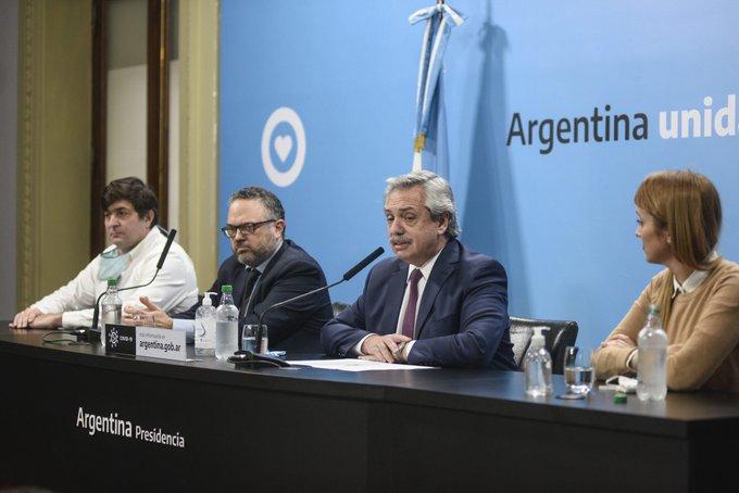 Alberto Fernández dispuso intervenir y expropiar a la empresa Vicentin