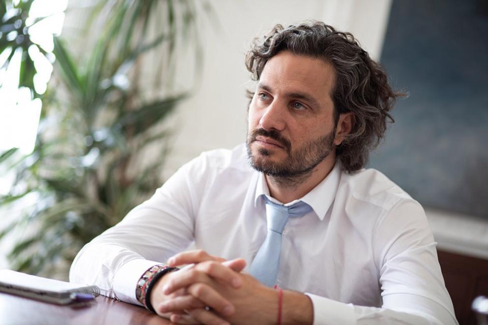Santiago Cafiero: «Hay muchas empresas concursadas y no vamos a expropiarlas a todas»