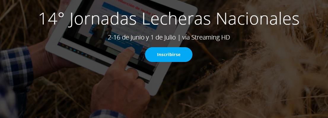 Mañana tendrá lugar el segundo bloque de Jornadas Lecheras Nacionales 2020