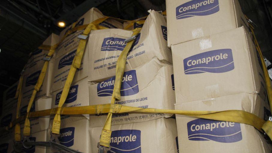En Uruguay, la exportación de leche en polvo se incrementó un 9% en primer semestre