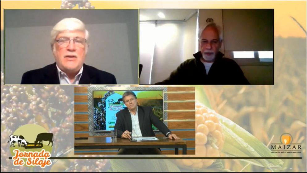 Gran interés en Jornada Oline de Silaje de maíz y sorgo organizado por Maizar