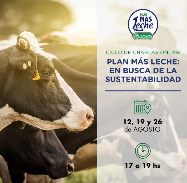 Plan Más Leche: en busqueda de la sustentabilidad