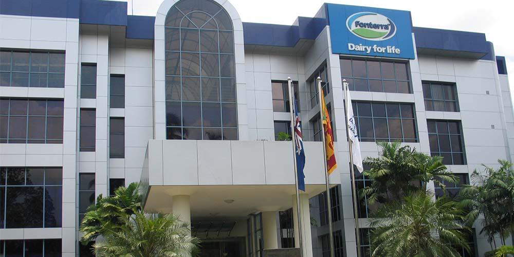 Fonterra cae al sexto lugar en el ranking mundial de lácteos