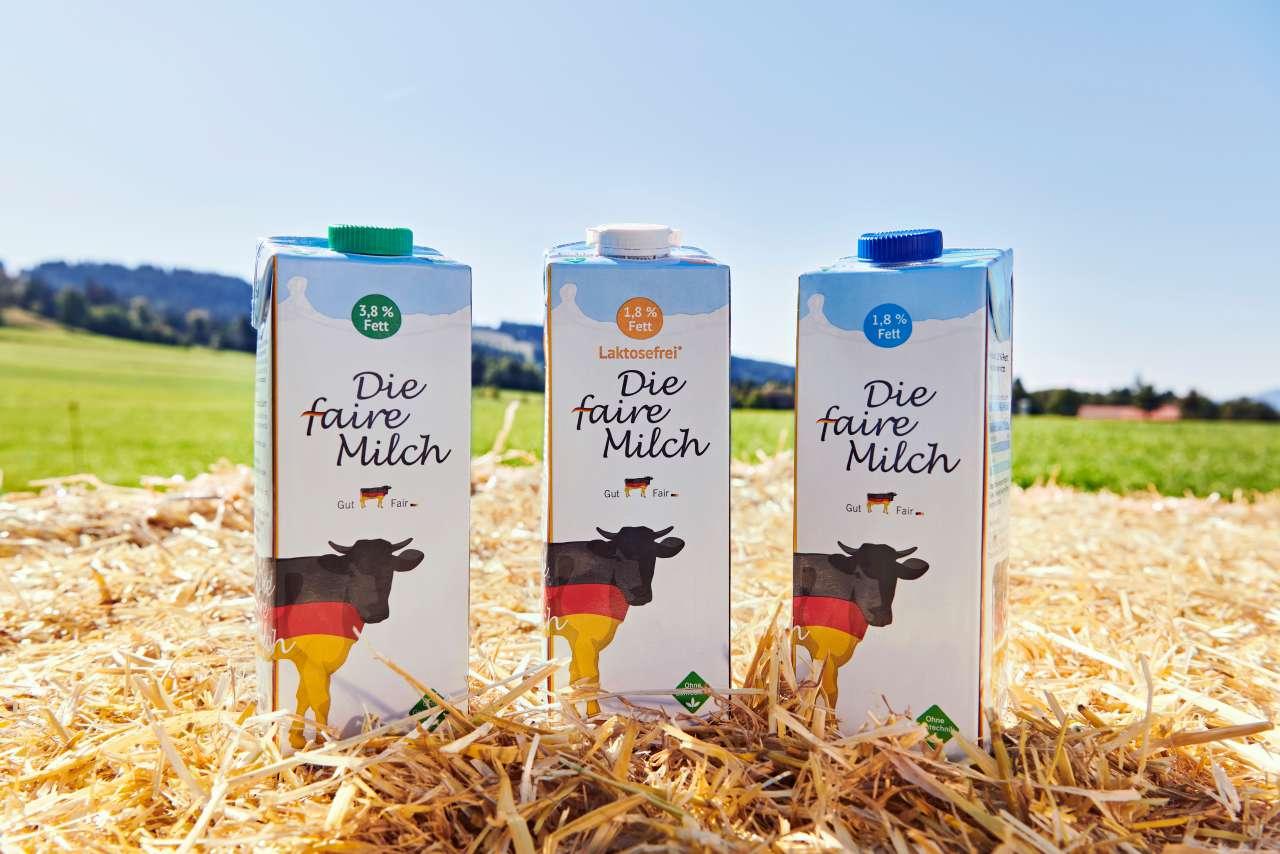 En Europa, promueven la idea de «precio justo» para la leche