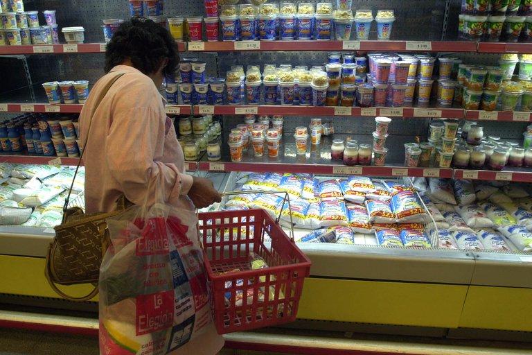 La inflación en alimentos se destaca en el costo de vida
