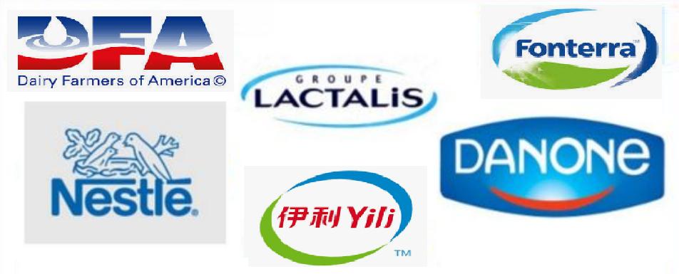 Las Top 25 de la industria láctea mundial: Lactalis encabeza la lista